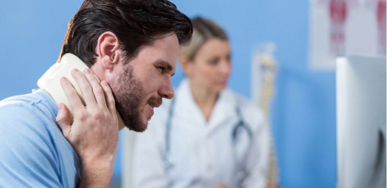 Workers' Compensation for Neck Injuries in PA & NJ   Saffren & Weinberg