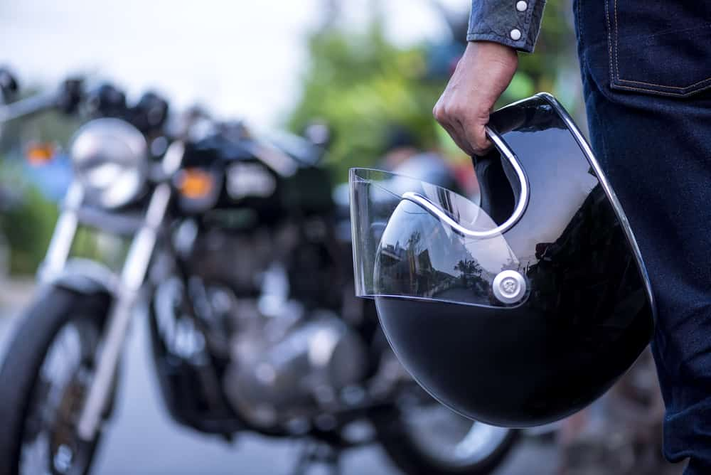Tips for Finding the Right Helmet to Avoid a Motorcycle Accident