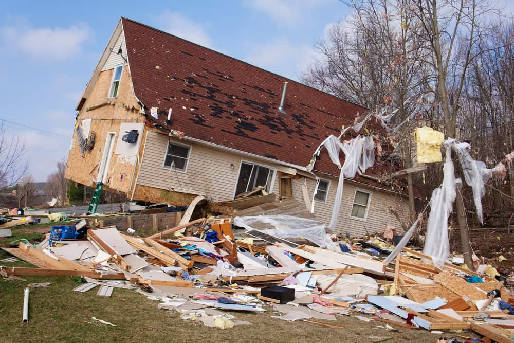 What are the Most Common Types of Property Damage?